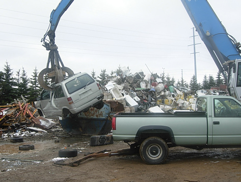 Junk Car Removal in Hialeah